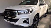 Bán xe Toyota Hilux đời 2019, màu trắng, nhập khẩu nguyên chiếc