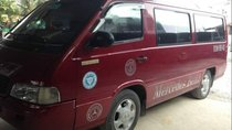 Cần bán gấp Mercedes MB đời 2004, màu đỏ còn mới