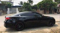 Bán Mazda 6 2.5 sản xuất năm 2015, màu đen