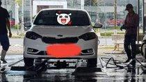 Cần bán gấp Kia K3 1.6AT sản xuất năm 2016, màu trắng, xe nhập