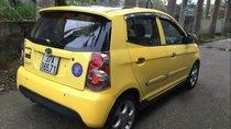 Cần bán Kia Morning SLX 2008, màu vàng, nhập khẩu nguyên chiếc
