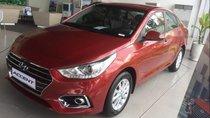 Hyundai Tây Đô Cần Thơ bán Hyundai Accent At, màu đỏ