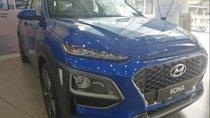 Bán ô tô Hyundai Kona năm sản xuất 2019, màu xanh lam