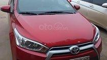Chính chủ bán Toyota Yaris G đời 2016, màu đỏ, nhập khẩu
