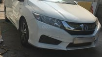 Cần bán xe Honda City 1.5CVT đời 2016, màu trắng đổi xe 7 chỗ, giá 450tr. LH 0937047909