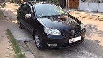Cần bán xe Toyota Vios sản xuất năm 2006, màu đen như mới