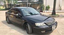 Gia đình bán Ford Mondeo 2.5 AT sản xuất năm 2004, màu đen, giá chỉ 210 triệu