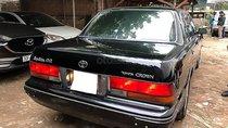 Chính chủ bán xe Toyota Crown Super Saloon 3.0 MT 1995, màu đen, xe nhập