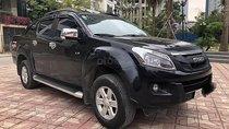 Bán xe Isuzu Dmax năm sản xuất 2016, màu đen