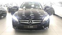 Bán Mercedes C200 sản xuất năm 2019, màu xanh cavansite