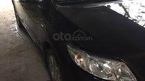 Cần bán xe Toyota Corolla altis năm 2009, màu đen, giá tốt