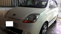 Cần bán gấp Chevrolet Spark LT 0.8 MT sản xuất năm 2009, màu trắng chính chủ
