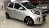 Bán Kia Morning 10MT sản xuất 2015, màu bạc, giá 255tr