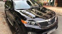 Bán Kia Sorento sản xuất 2013, màu đen số tự động, 585 triệu