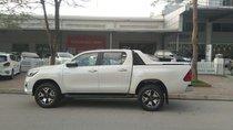 Bán ô tô Toyota Hilux 2019, màu trắng, nhập khẩu