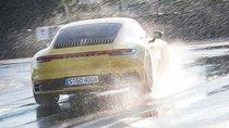 Porsche 911 thế hệ mới có thêm chế độ lái xe trên đường trượt nước