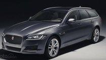 Kinh doanh sa sút, Jaguar XF Sportbrake bị 'trảm' tại Mỹ