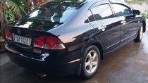 Bán Honda Civic 2008, màu đen, xe nhập, giá tốt