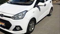 Cần bán gấp Hyundai Grand i10 năm 2015, màu trắng, xe nhập như mới