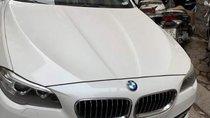 Cần bán BMW 5 Series 520i 2014, màu trắng, nhập khẩu còn mới