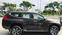 Bán ô tô Mitsubishi Pajero Sport năm 2019, màu nâu, nhập khẩu