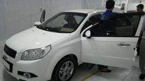 Cần bán xe Chevrolet Aveo sản xuất 2017, màu trắng, nhập khẩu nguyên chiếc, giá tốt