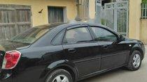 Cần bán lại xe Daewoo Lacetti 2005, màu đen, nhập khẩu nguyên chiếc, giá 135tr