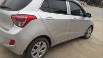Cần bán lại xe Hyundai Grand i10 đời 2015, màu bạc, nhập khẩu, chính chủ