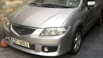 Cần bán Mazda Premacy 1.8AT đời 2002, màu bạc, số tự động, giá 170tr
