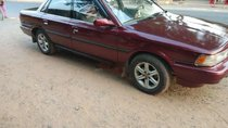 Cần bán lại xe Toyota Camry đời 1990, màu đỏ, nhập khẩu nguyên chiếc