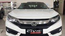 Bán xe Honda Civic 1.5 Tubor đời 2019, màu trắng, nhập khẩu