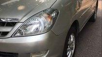 Cần bán xe Toyota Innova G sản xuất năm 2008 xe gia đình, giá chỉ 375 triệu