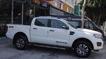 Bán xe Ford Ranger Wildtrak sản xuất 2019, màu trắng, xe nhập, giá chỉ 918 triệu
