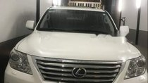 Cần bán gấp Lexus LX 570 năm 2009, màu trắng, xe nhập còn mới