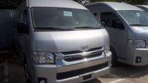 Bán xe Toyota Hiace đời 2019, màu bạc, xe nhập, giá tốt