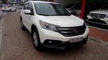 Cần bán Honda CR V 2.0 năm sản xuất 2013, màu trắng giá cạnh tranh