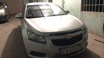 Bán Chevrolet Cruze đời 2011, màu bạc, giá tốt
