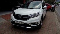 Bán Honda CR V 2.0AT đời 2016, màu trắng, giá tốt