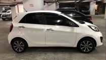 Cần bán xe Kia Morning 1.25 năm 2013, màu trắng chính chủ