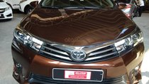 Bán xe Altis 2.0V sx 2015 màu nâu, trả góp 70%