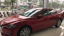 Mazda Trần Khát Chân: Giá xe Mazda 6, bán xe trả góp, đủ màu giao ngay, khuyến mãi hấp dẫn