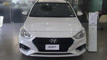 Hyundai Accent 1.4MT Base màu trắng, xe có sẵn, giá KM kèm quà tặng có giá trị, hỗ trợ vay trả góp lãi suất tốt. LH: 0903175312