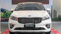 Kia Sedona 2019 - Diện mạo hoàn toàn mới, vận hành êm ái, hotline: 096 2345 323