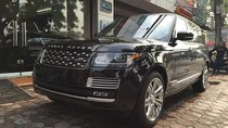 Cần bán xe Range Rover Autobiography LWB Black Edition 5.0 có 2 bàn làm việc, LH 093.798.2266