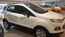 Bán Ford Ecosport Titanium 2015, màu trắng