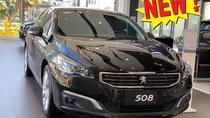 Bán gấp Peugeot 508 1.6L Turbo 2015, nhập Pháp - màu đen, khuyến mãi, giá tốt - LH 0909076622 Ms. Hà