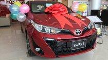 Toyota Yaris 1.5G đời 2019 nhập khẩu Thái, đủ màu, giá cạnh tranh tại Toyota Đông Sài Gòn- CN Gò Vấp