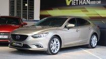 Bán ô tô Mazda 6 2.5AT 2015, màu vàng, 728tr