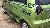Bán Chevrolet Spark đời 2008, màu xanh lam số sàn