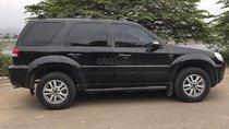 Bán ô tô Ford Escape đời 2010, màu đen số tự động